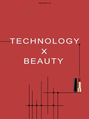 Công nghệ và mỹ phẩm – Người dùng có thật sự hưởng lợi?