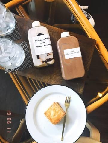 Cafe Luia - Góc yên bình cùng ly Royal Belgian Chocolate sóng sánh