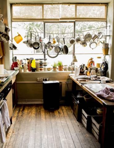 Căn bếp tí hon ẩn chứa điều kì diệu