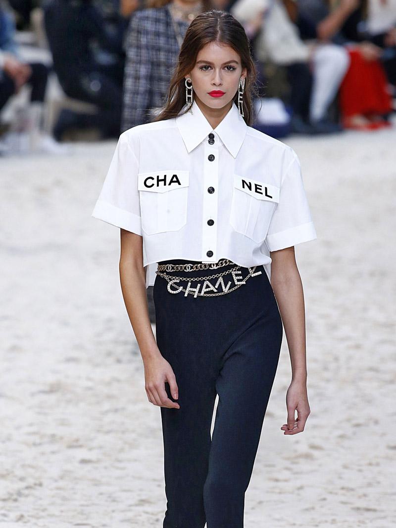 Chanel 2020 Thu Đông Fall Winter Makeup