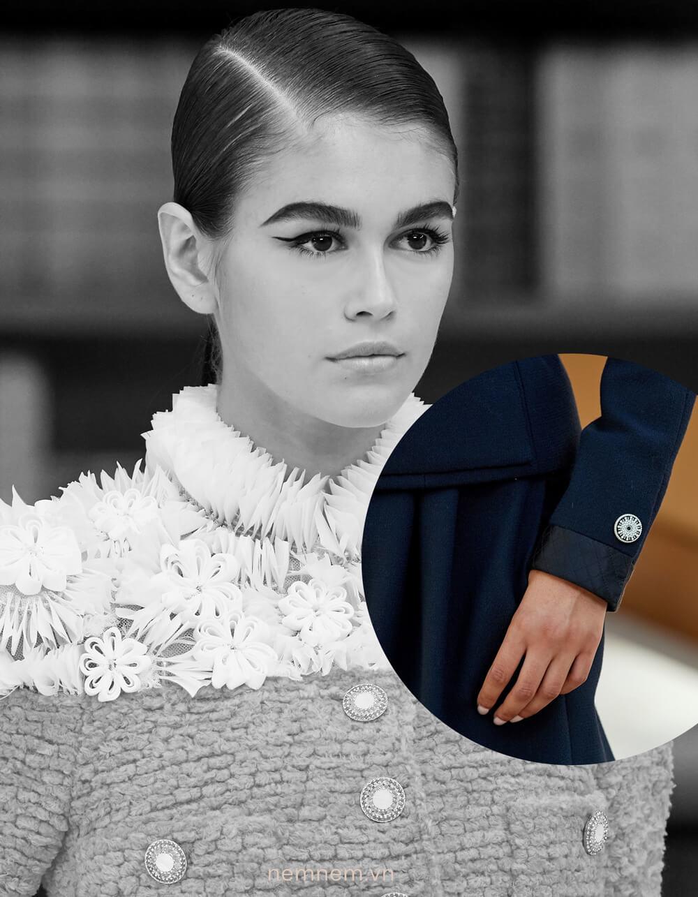 Phong cách trang điểm Chanel Fall Winter 2019 Haute Couture