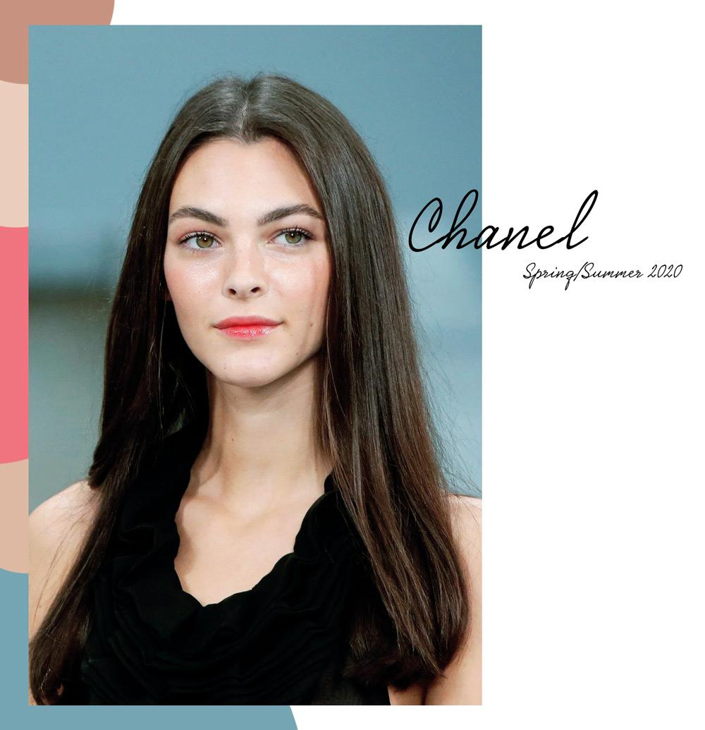 Chanel Spring Summer 2020 Makeup