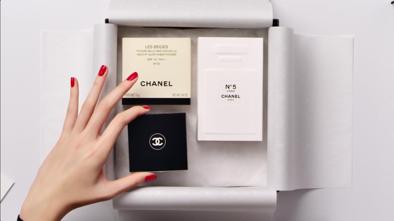 Chien luoc kinh doanh Chanel