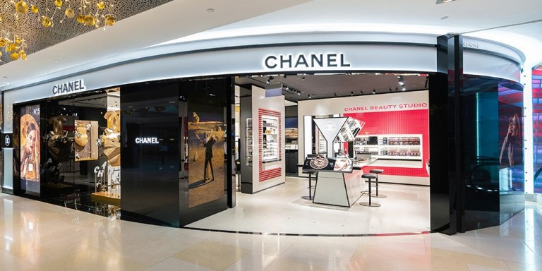 Cửa hàng Chanel Beauty