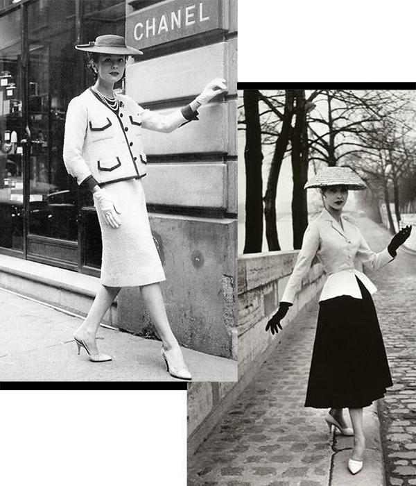 """""""Quý bà cà khịa"""" Coco Chanel và trận """"võ mồm"""" thời trang kinh điển với Dior"""