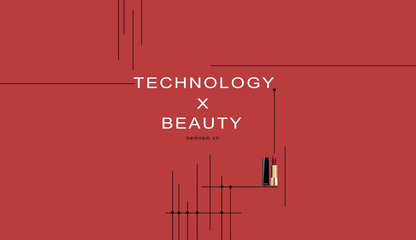 beauty technology Chanel
