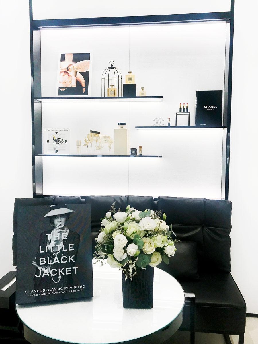 Cửa hàng Chanel Beauty tại Crescent Mall Quận 7. Và đây là bài review ngắn về cửa hàng này.