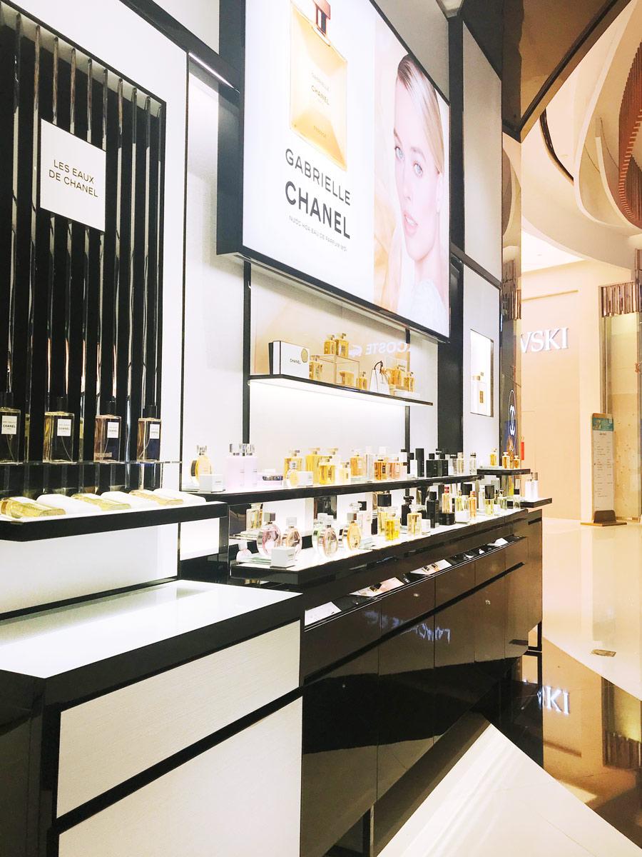 cửa hàng chanel