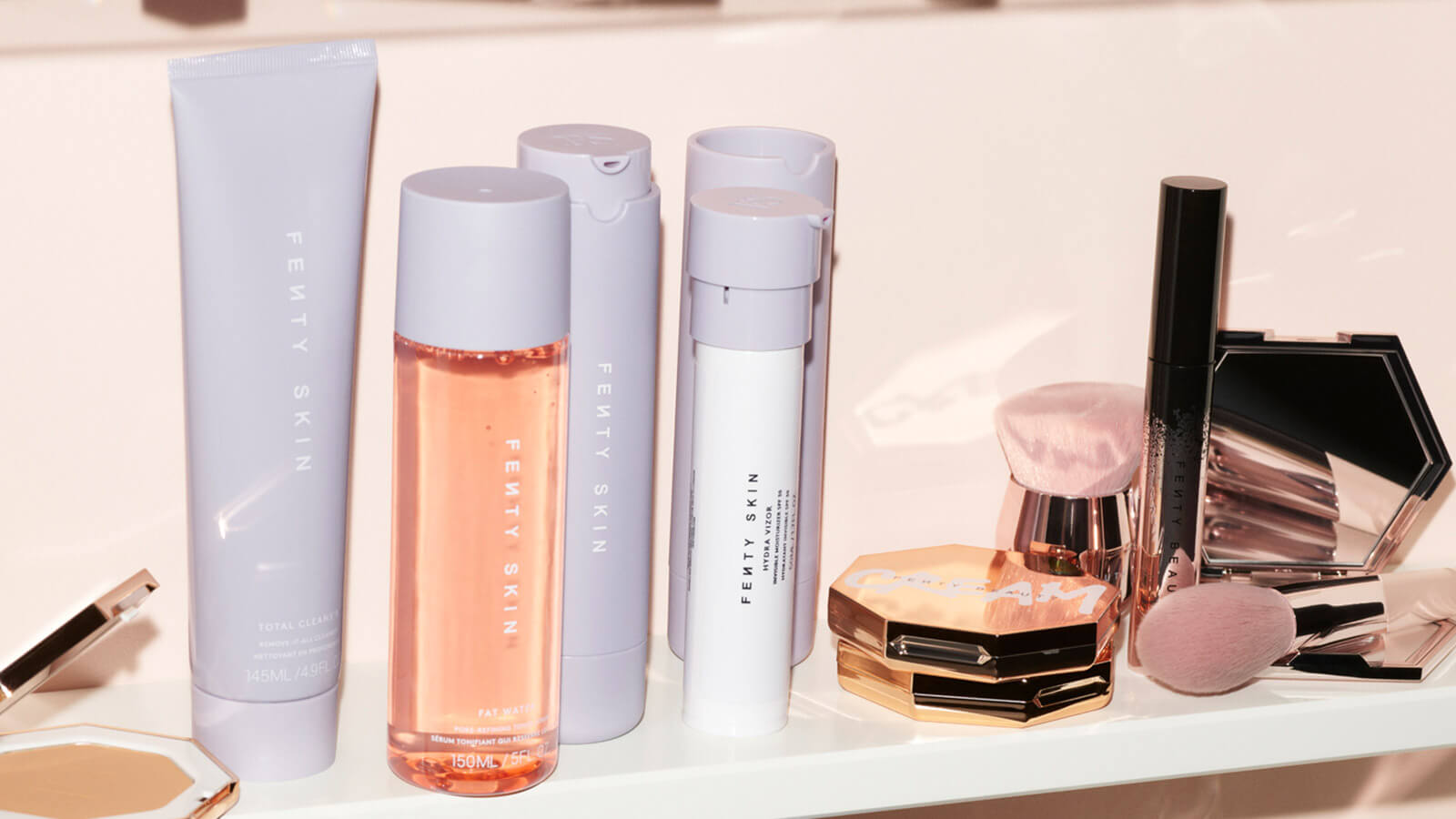 Review Fenty Skin