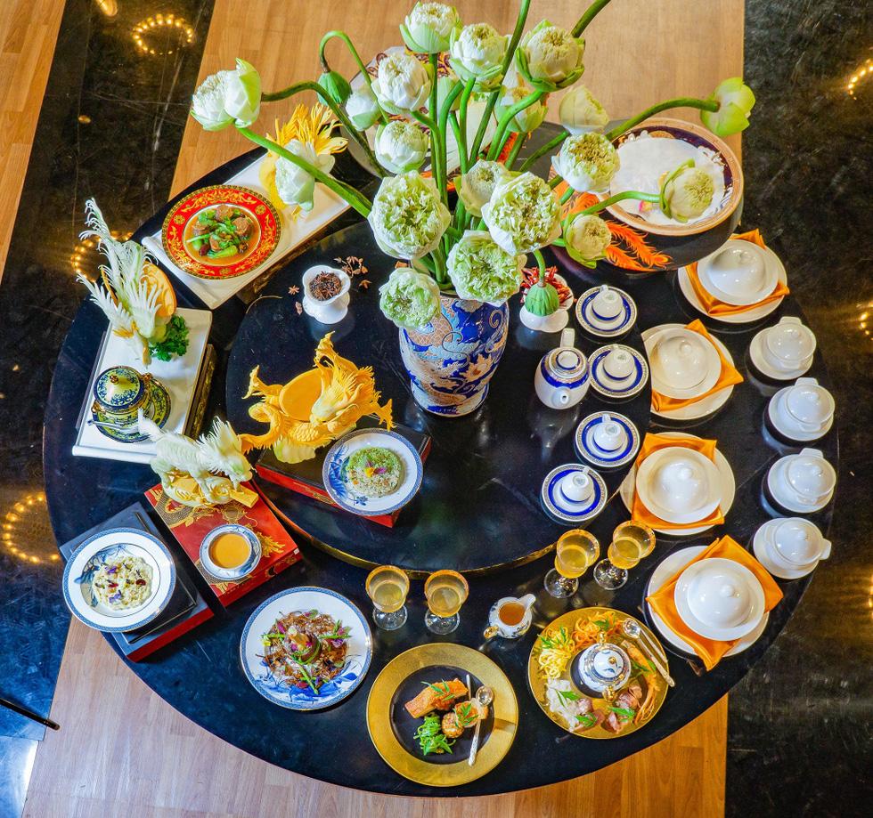Món ăn cung đình Huế