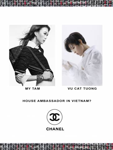 Mỹ Tâm, Vũ Cát Tường có phù hợp để làm đại sứ Chanel Việt Nam?